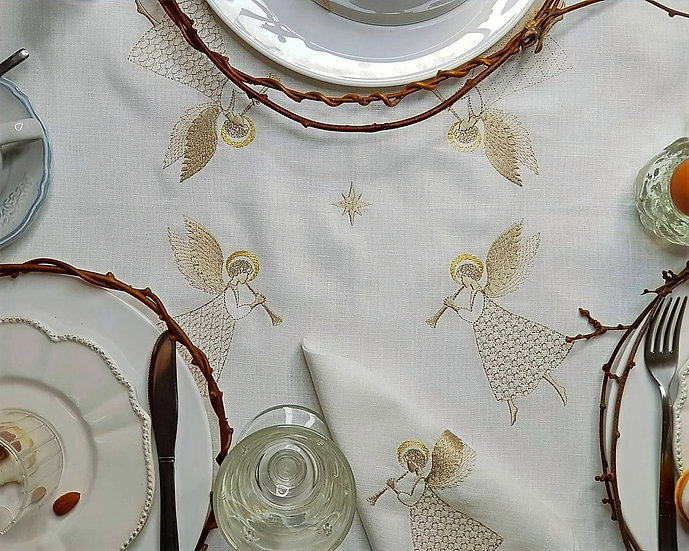 ANGEL1 tablecloth