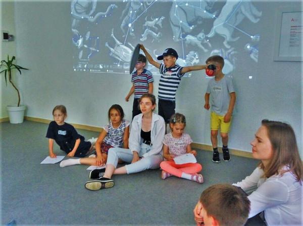 Неделя астрономии в Школе архитектурного мышления