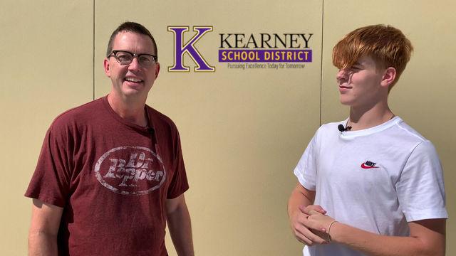 Kearney student may lose graduation walk over prank