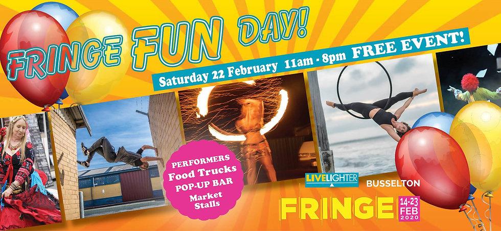 Fringe Fun Day