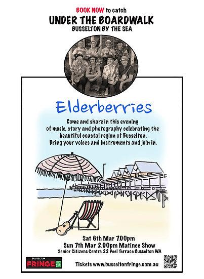 Under The Boardwalk - The Elderberries