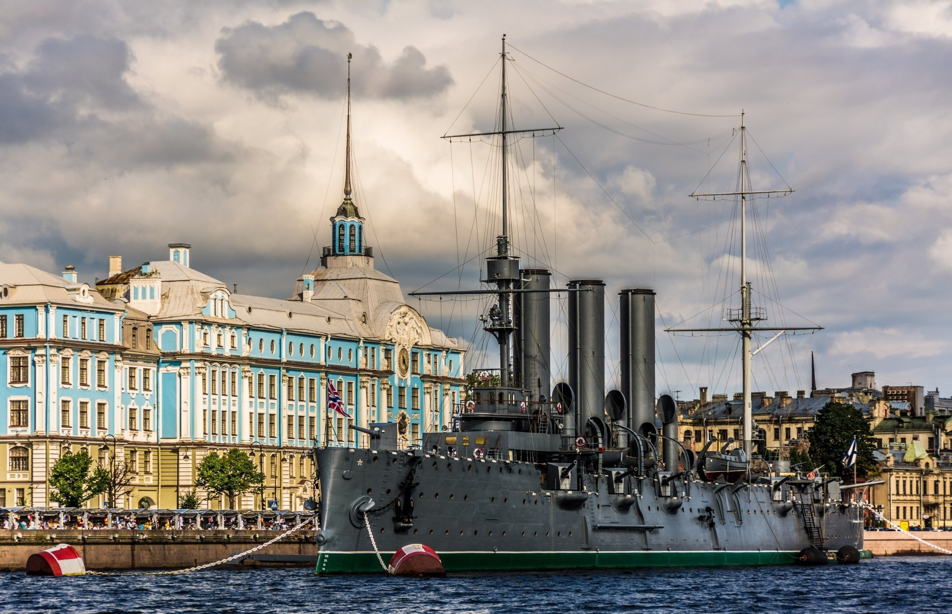 Avrora Ship