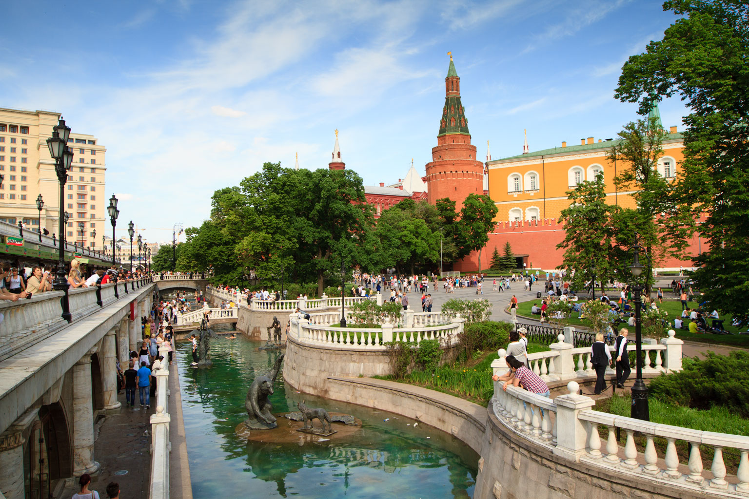Aleksandrovskiy Garden