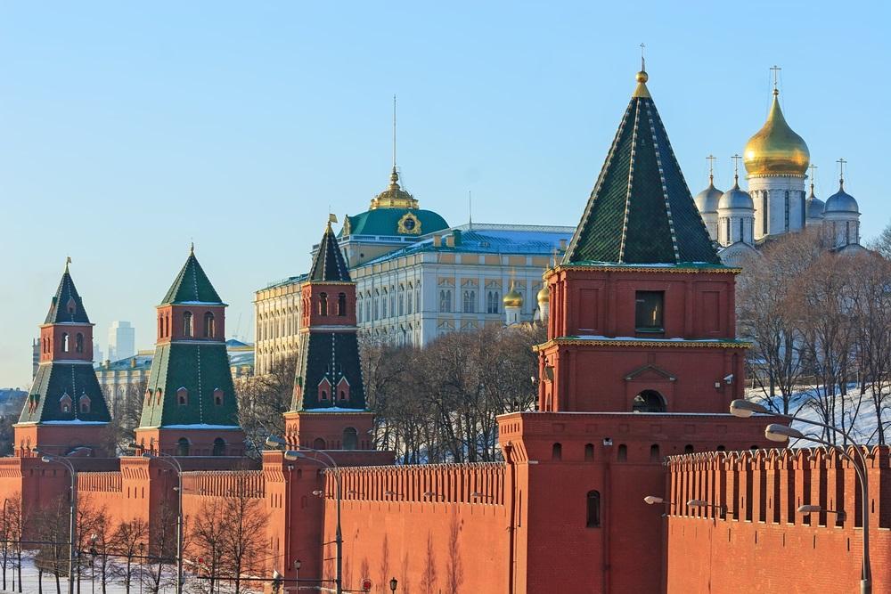 Московский кремль 2