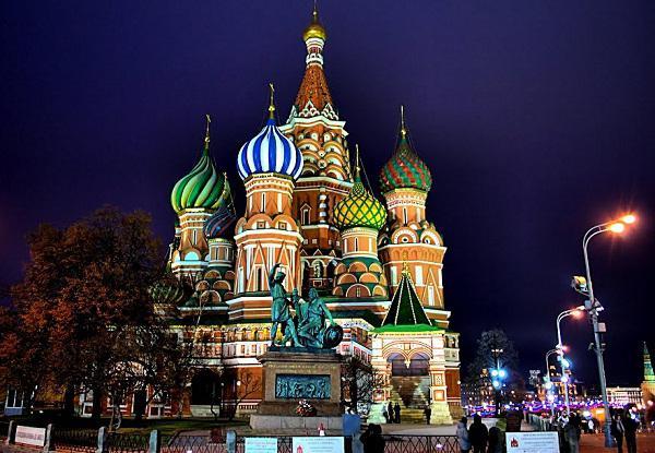 Vasiliy Blagenniy night