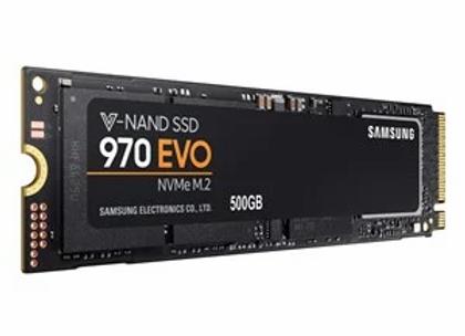 Opgradering til Samsung EVO 970 500 GB m.2