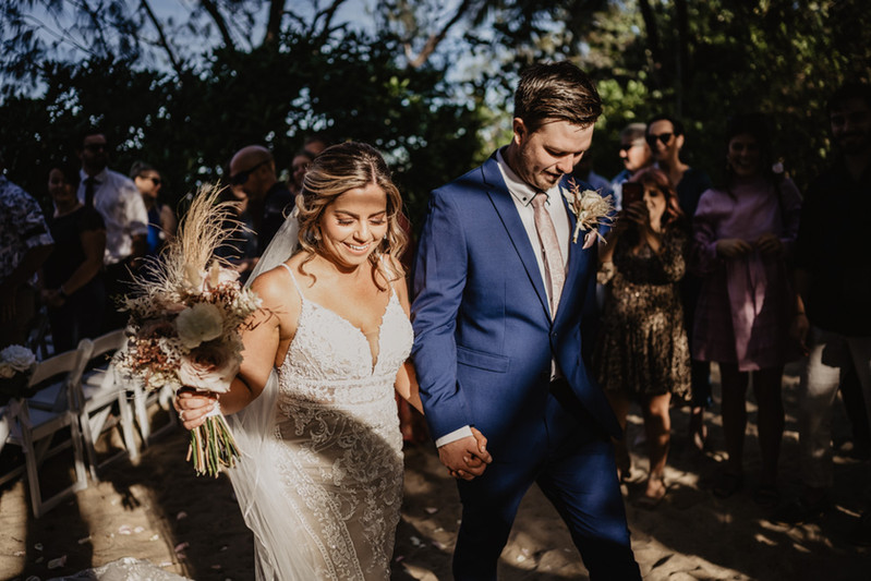 Wedding Photographer Palm Cove.