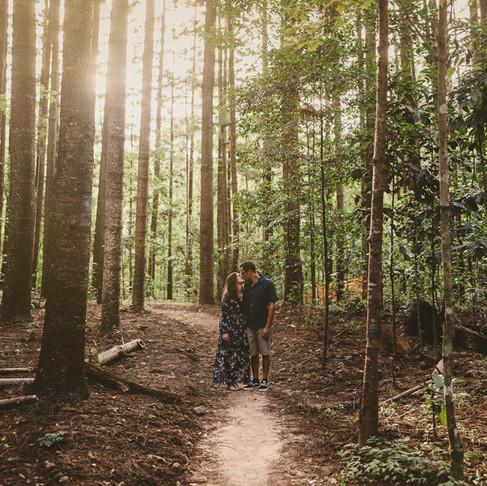 Cairns Family Photographer | Sarah & Adam