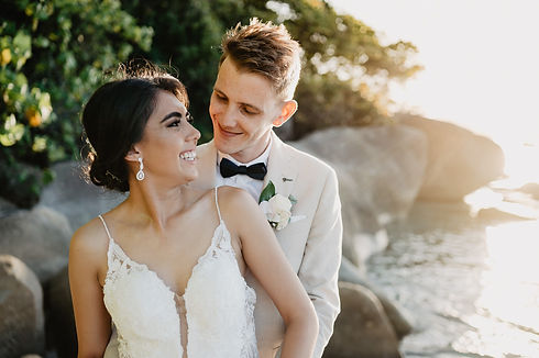 Fitzroy Island Wedding | Cairns Wedding Venues