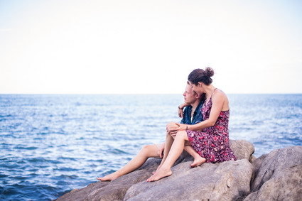 Engagement Session at the beach with Cairns Wedding Photographer Tulieve Photography