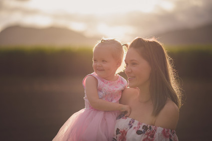 Family Lifestyle Portrait Session in Cairns with Tulieve Photography.