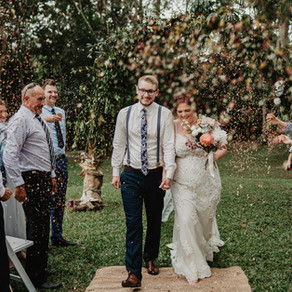 5 TIPS ON HOW TO PLAN A BACKYARD WEDDING
