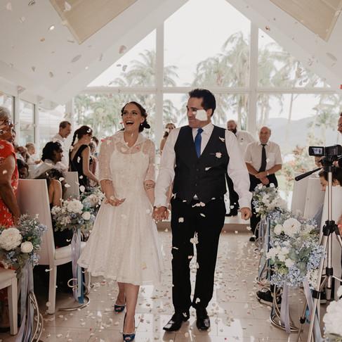 Cairns Wedding Venue | Hilton Blue Chapel