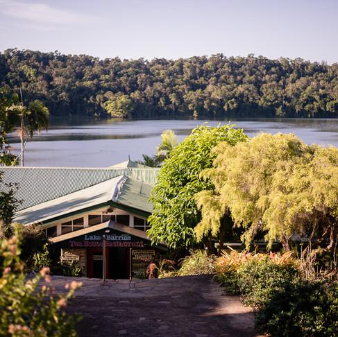Lake Barrine Tea House