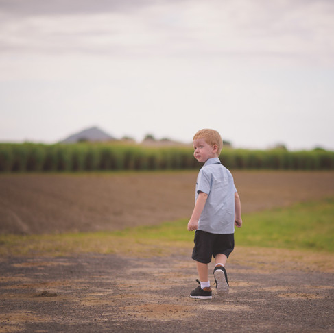 Shannay's Family Photography | Sugar Cane Field