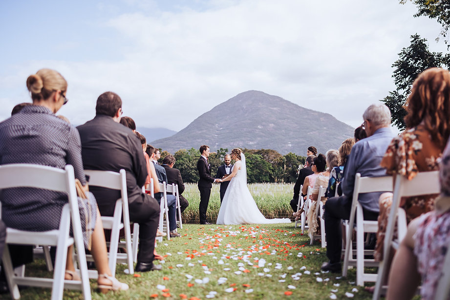 Cairns Wedding Venue