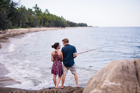 Engagement Session with Cairns Wedding Photographer Tulieve Photography