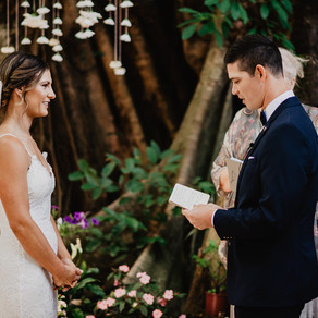 6 Tips for Writing Your Own Wedding Vows