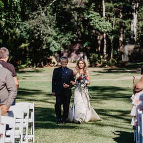 Tips for Walking Down the Aisle on Your Wedding Day