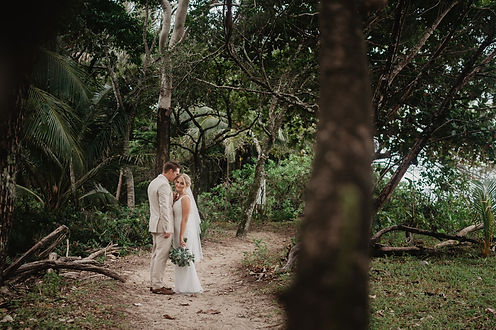 Cairns Beach Wedding Venue