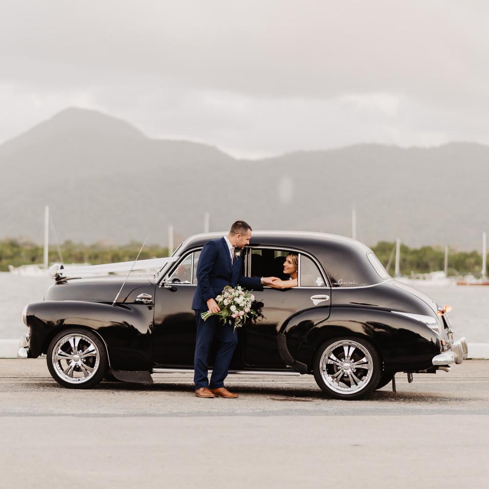 Cairns Wedding Car