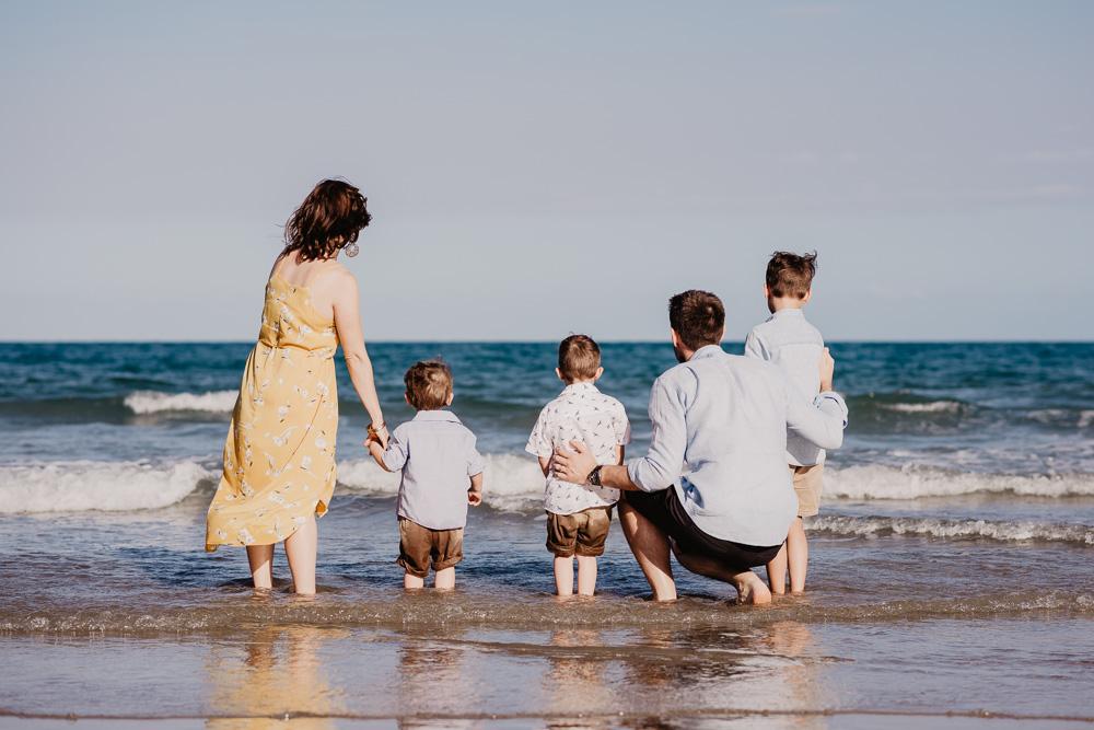 Port Douglas Family Photo