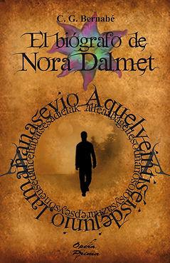 Cubierta El biógrafo de Nora Damet