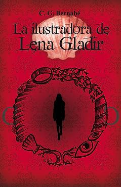 Cubierta La ilustradora de Lena Gladir