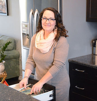 Edmonton Organizer Mindy Padron
