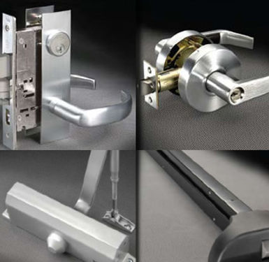 commercial locks and hardware