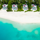 LNMA - Beach Villa & Residences aerial 3