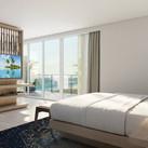 Hotel room suite Amrit Ocean Palm Beach.