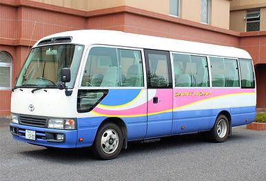 春日部セントノア病院送迎バス