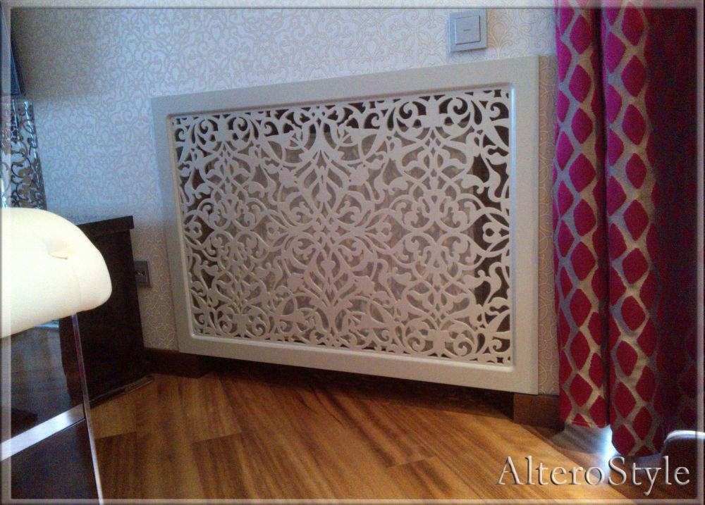 декоративная решетка для радиатора