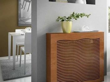 Самые современные дизайны экранов на радиаторы в мастерской Альтеро
