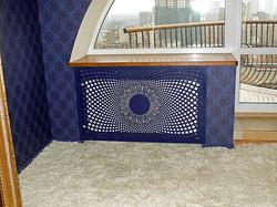 декоративные экраны на радиаторы
