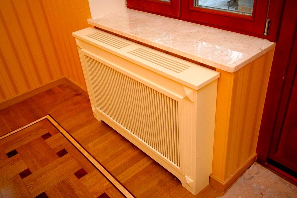 красивые экраны для радиаторов цена