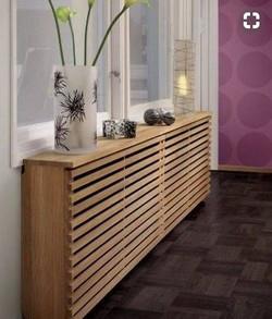 деревянные экраны радиаторов