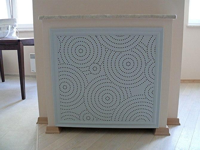 экран декоративный для радиаторов