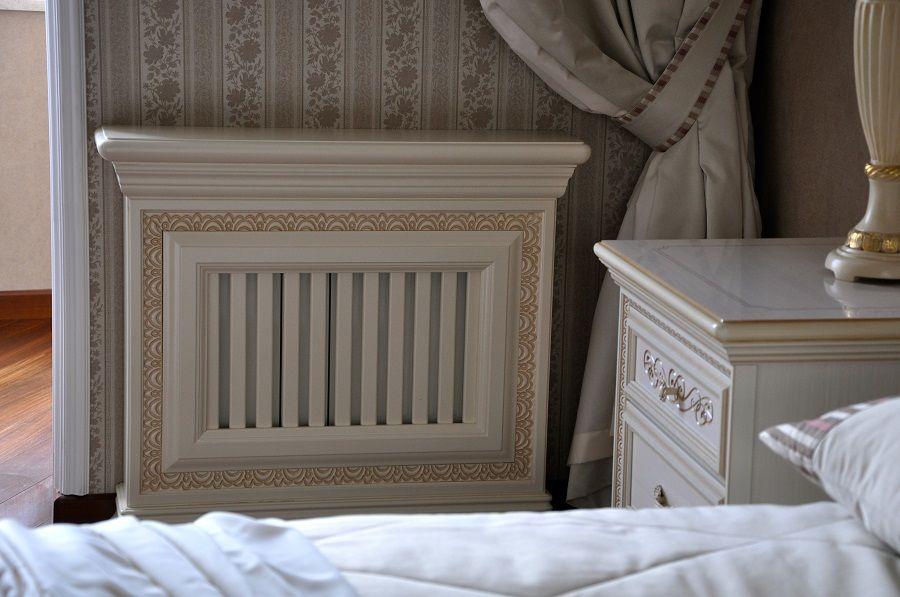 3 д решетки для радиаторов отопления
