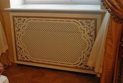 декоративные экраны для радиаторов