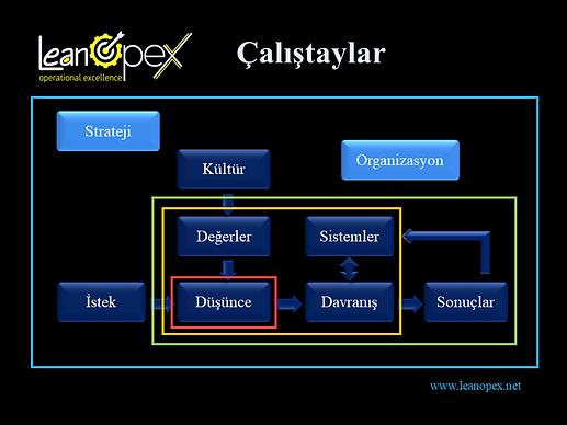 Operasyonel Mükemmellik Çalıştayları - Leanopex