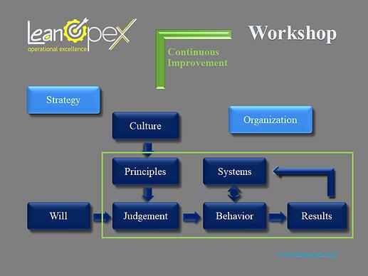 Leanopex Workshop - Continuous Improvement