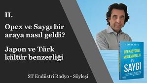 Japon-Türk Kültür Benzerliği - Levent Türk