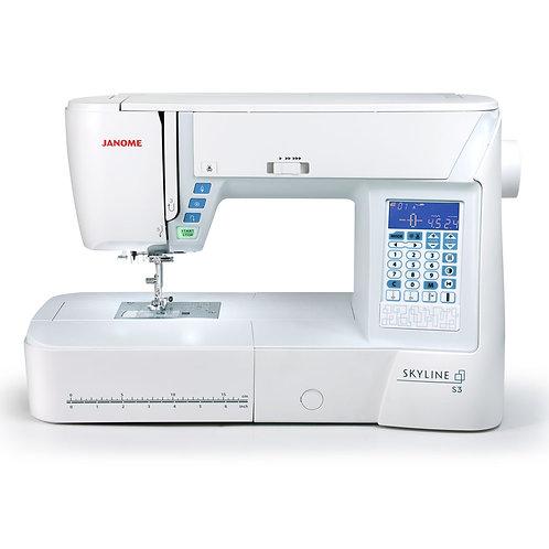 Janome S3 Sewing Machine
