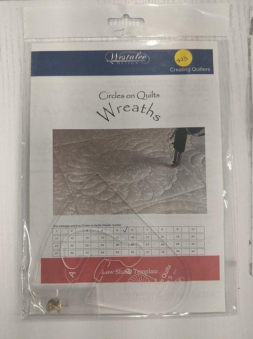 Westalee quilting rulers