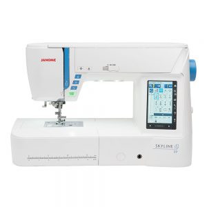 The Skyline just got brighter with the new S9 from Janome.