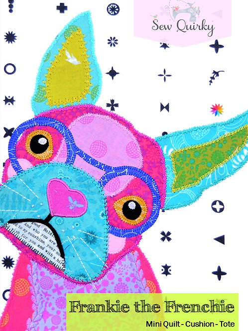 Sew Quirky Frankie the Frenchie