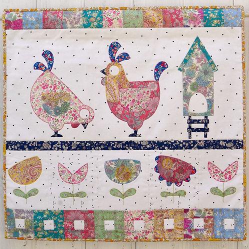 Claire Turpin Designs - Hen House Mini