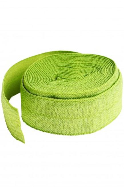 ByAnnie – Fold Over Elastic Apple Green
